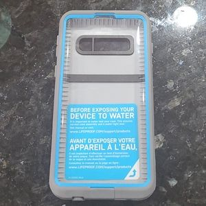 Lifeproof case for Samsung S9. Like new